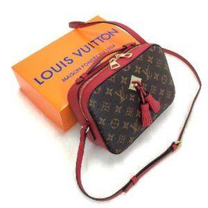 Louis Vuitton Saintonge 22x16x8